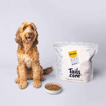 croquette sur Mesure pour chien tails.com